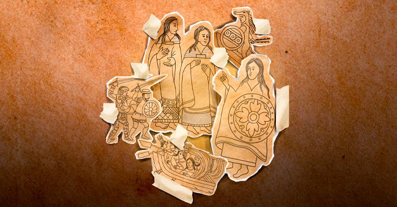 Van surgiendo nuevas pistas acerca de los roles que ejercieron las mujeres durante la conquista de Tenochtitlán