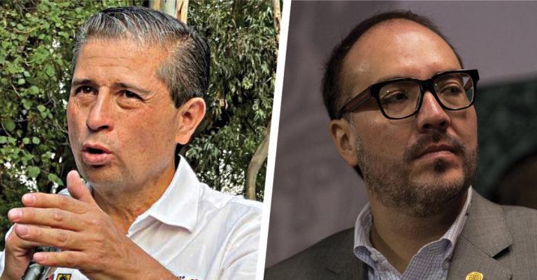 Pese a negar sus vínculos con Mauricio Toledo, el alcalde electo de Coyoacán, Giovanni Gutiérrez, sí tiene relación con el petista