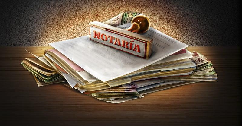 La Fiscalía de Jalisco ha capturado a cinco notarios públicos del estado de los municipios de Guadalajara y Tala, involucrados en delitos de fraude