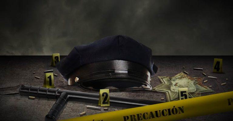 El trabajo de policía en México, además de estar mal pagado, conlleva un alto riesgo de muerte