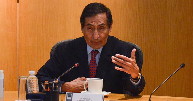 Rogelio Ramírez de la O, aseguró que continuará con un manejo fiscal sano, mantendrá la estabilidad económica