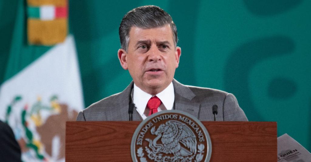 Ricardo Sheffield Padilla, titular de la Procuraduría Federal del Consumidor (Profeco)