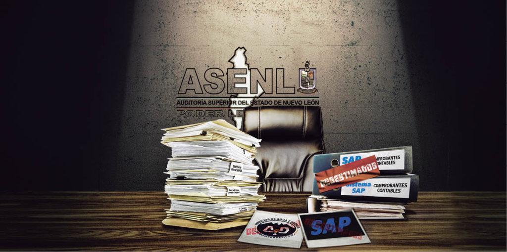 La ASENL desestimó la plataforma del Sistema de Aplicaciones y Productos (SAP) de Servicios de Agua y Drenaje de Monterrey (SAyDM)
