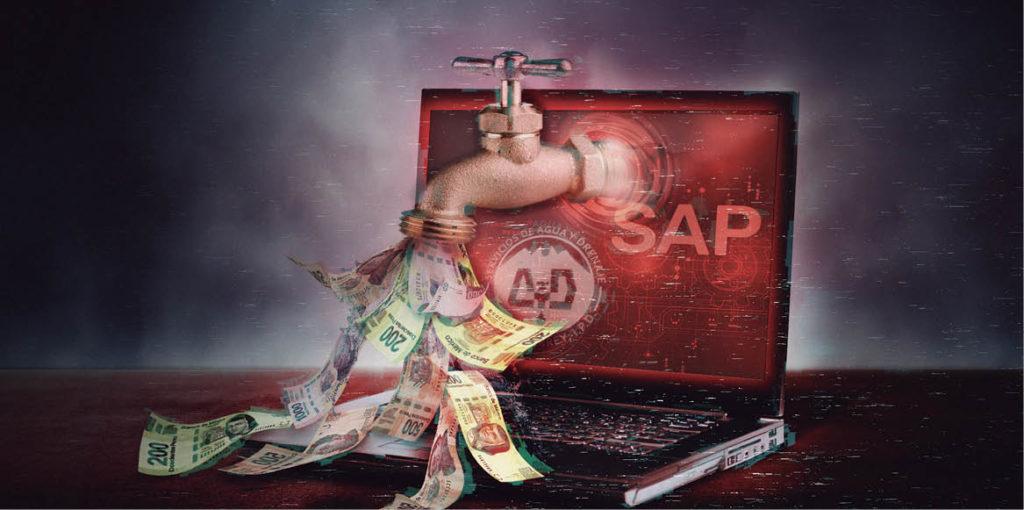 Las fallas del software recién adquirido para la plataforma Sistemas de Aplicaciones y Productos (SAP) costarán más millones de pesos