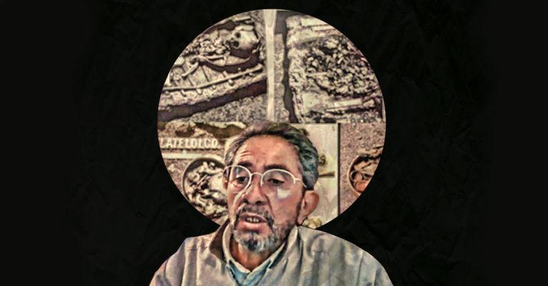 Como parte del ciclo En busca de Tenochtitlan y Tlatelolco