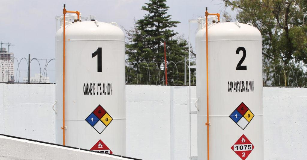 La CRE establecerá semanalmente los precios máximos para el gas LP