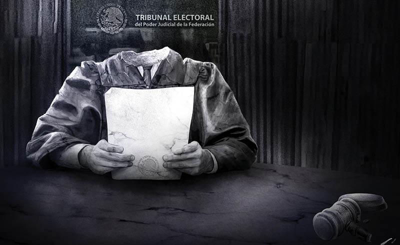 En el Tribunal Electoral del Poder Judicial de la Federación (TEPJF), cinco de los siete magistrados que integran el pleno, votaron por remover de la presidencia al magistrado José Luis Vargas Valdez