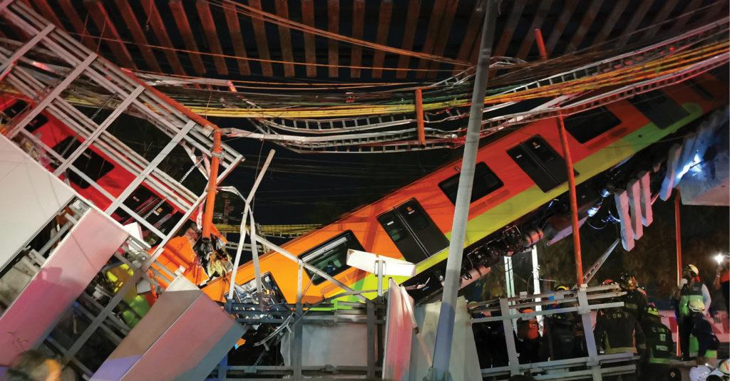 Las autoridades del Gobierno de la capital informaron que siguen al tanto de las víctimas de la Línea 12 del Metro, así como la rehabilitación