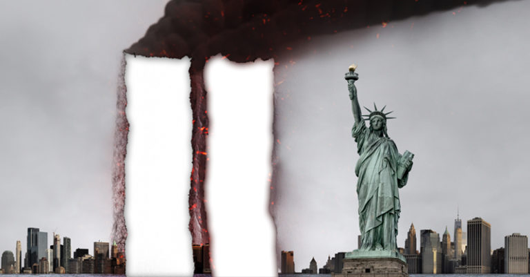 A dos décadas de que las Torres Gemelas colapsaran tras un atentado el 11-S, EU sigue intentando rescatar la imagen que perdió desde ese entonces