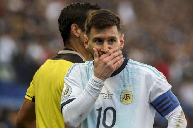 Brasil recibe a Argentina, en la Fecha 8 de las eliminatorias de CONMEBOL.
