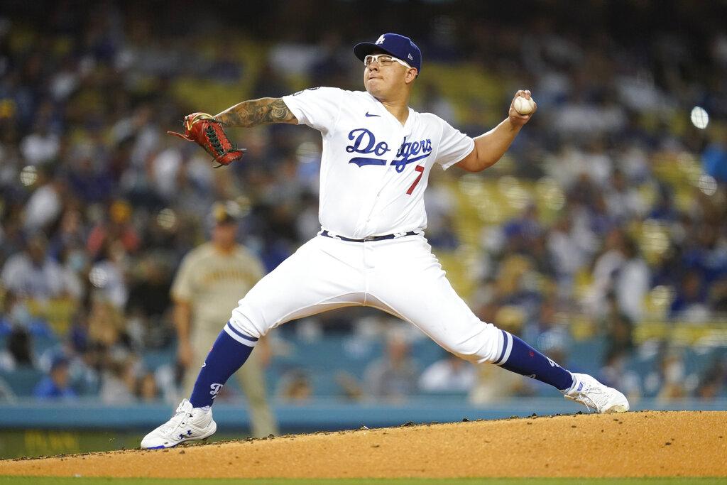 """Manager de Dodgers opina de Julio Urías: """"es un abridor de primera línea"""""""