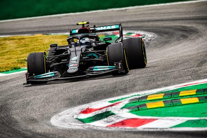 Bottas F1 MONZA