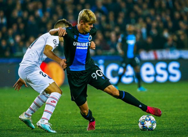 Club Brujas de Bélgica buscará hacer historia en Champions League