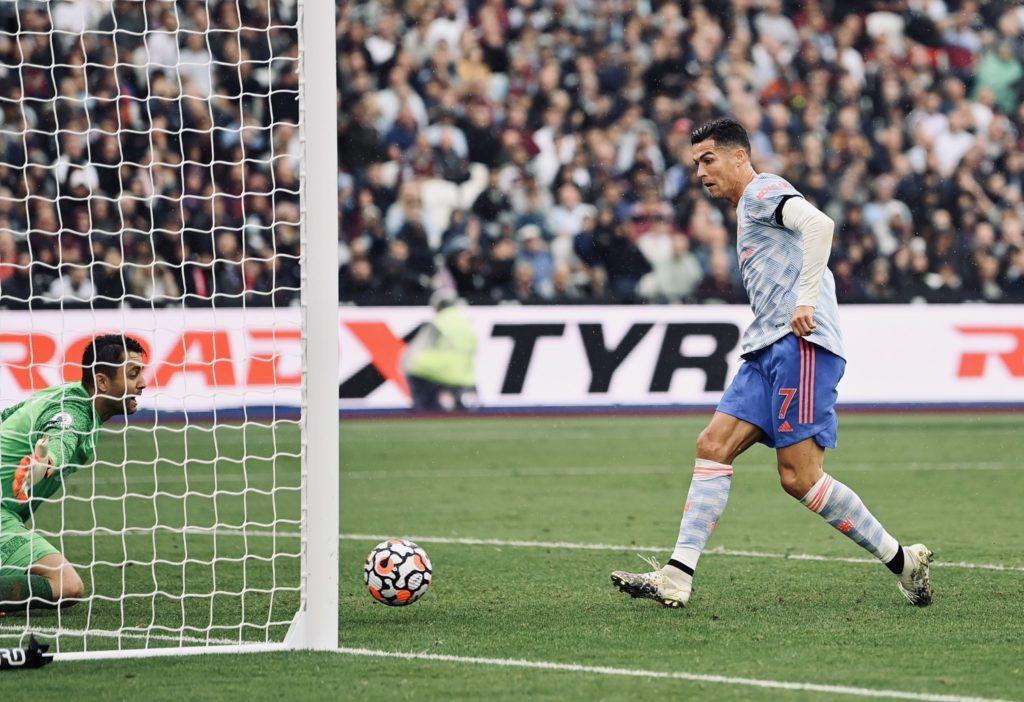 Cristino Ronaldo Manchester