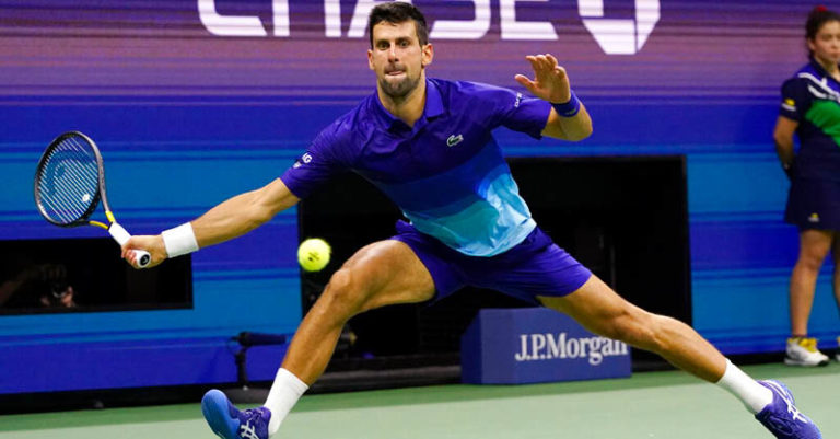 Djokovic va hoy por la final del US Open