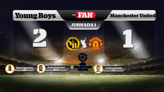 Young Boys sacó la victoria de último minuto