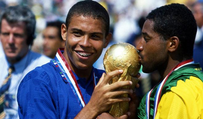 Ronaldo Nazario Mundial
