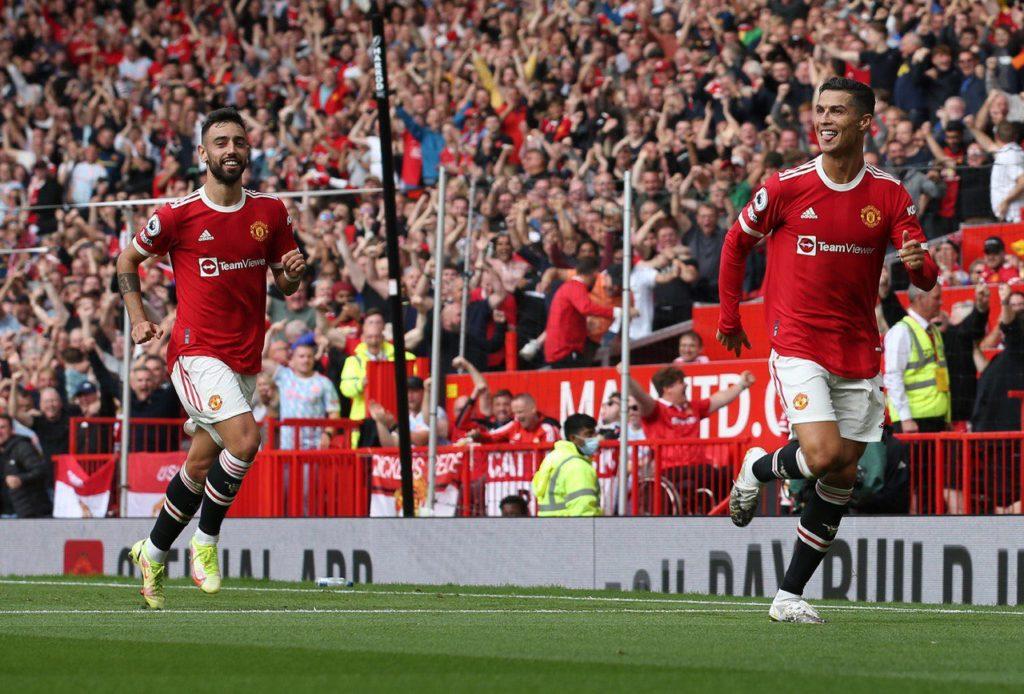 Ronaldo vuelve en grande al Manchester United; anota doblete