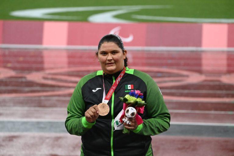 Rosa Carolina México Bronce