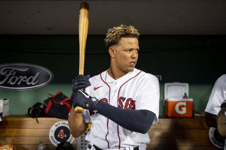 Yairo Muñoz MLB