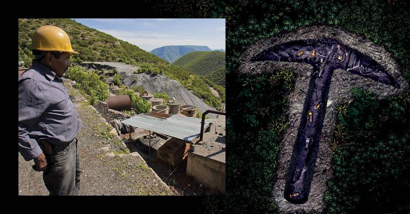 La transparencia y el acceso a la información relacionada a las actividades mineras en México ha sufrido un retroceso