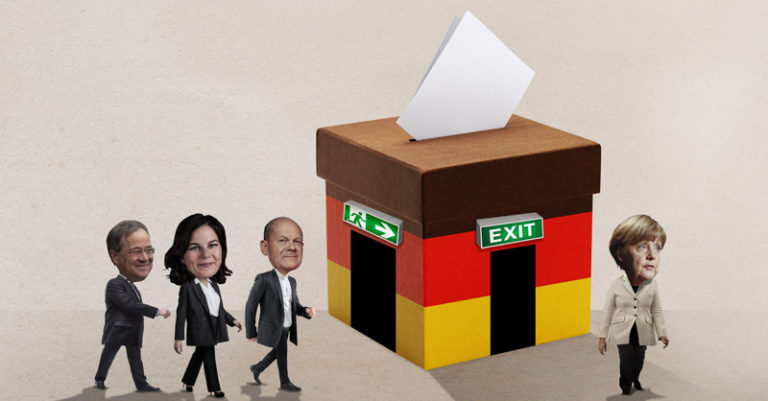 Las y los ciudadanos de Alemania están a sólo unas horas de elegir al reemplazo de Angela Merkel, la canciller que más tiempo los ha representado