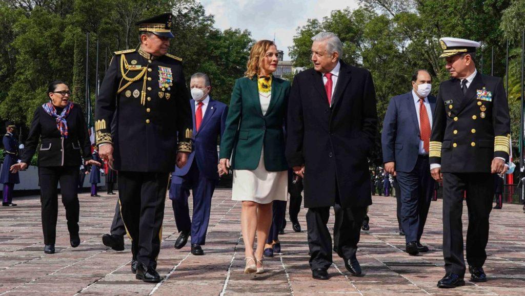 AMLO: Díaz-Canel dará discurso el 16 de septiembre; qué bien que no le guste a Calderón
