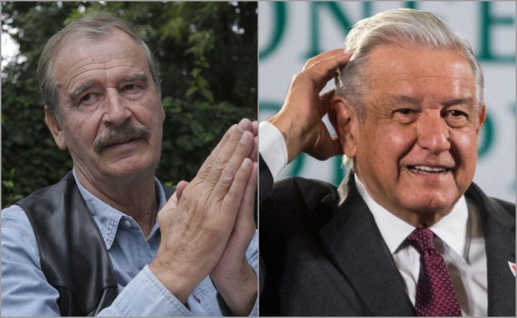 Fox revienta contra AMLO por Santa Lucía: 'Nunca hablan con la verdad; tiradero de dinero'