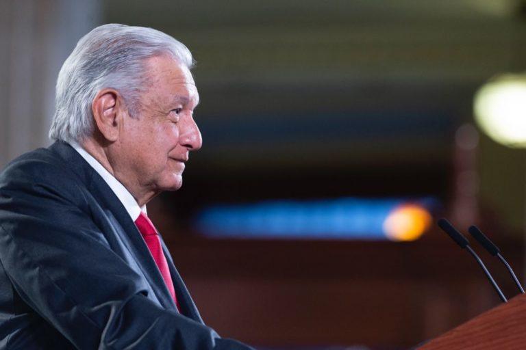 AMLO no interpondrá denuncia contra Calderón y expresidentes: corresponde a los ciudadanos