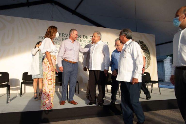 "AMLO revela que gobernador priista Quirino Ordaz se unirá a su gabinete: ""Es un profesional"""