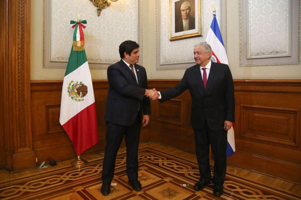 AMLO se reúne con presidentes previo a VI Cumbre de la CELAC; ofrece cena en Palacio