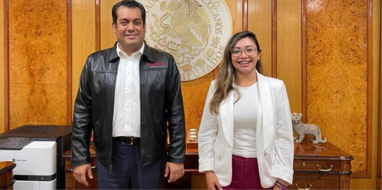 Anylú Bendición ya no coordinará a la bancada de Morena.
