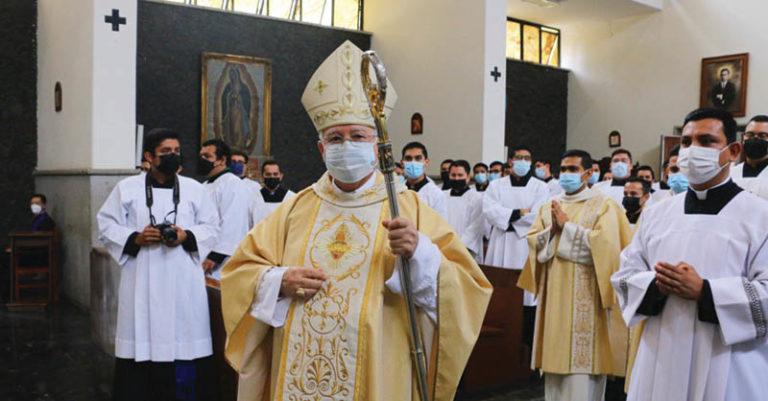 Francisco Robles Ortega, arzobispo de Guadalajara.