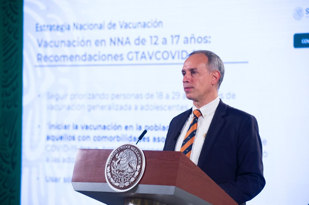 Así será el registro y vacunación contra COVID-19 a menores con alguna enfermedad