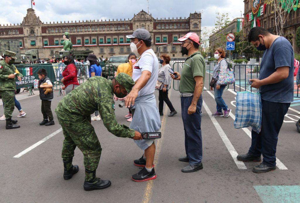 Así será la fiesta de la 4T en el Zócalo por 200 años de la consumación de la Independencia