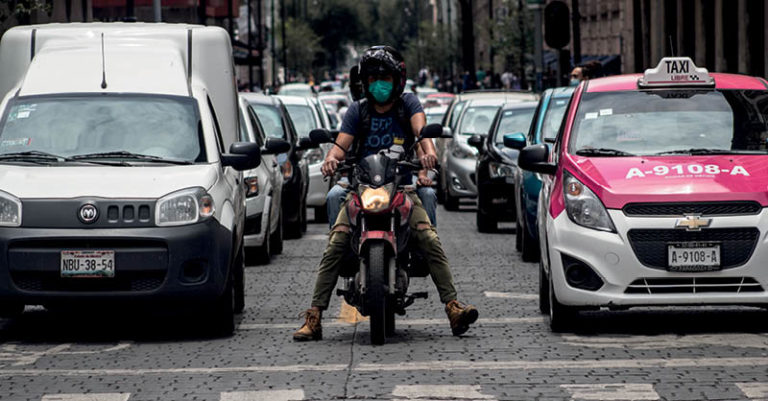 La pandemia de COVID-19 significó una pérdida para el país en temas económicos y de empleo, pero no para el número de autos en circulación