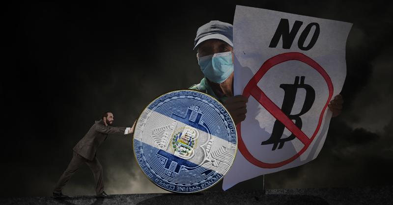 El Salvador cambió. A partir del pasado 7 de septiembre, se comenzó a aceptar el bitcoin como método de pago