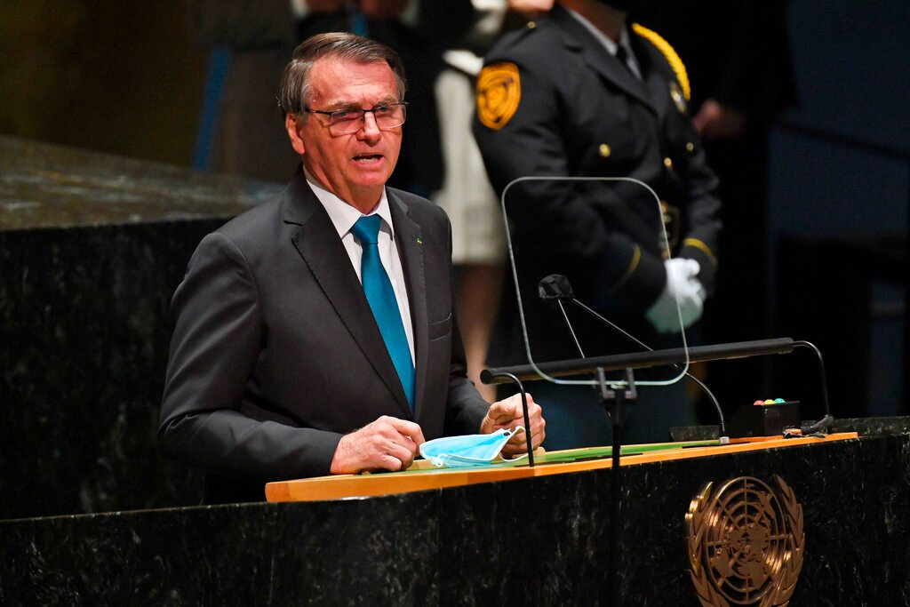 Bolsonaro defiende su postura ultraconservadora ante la Asamblea General de la ONU