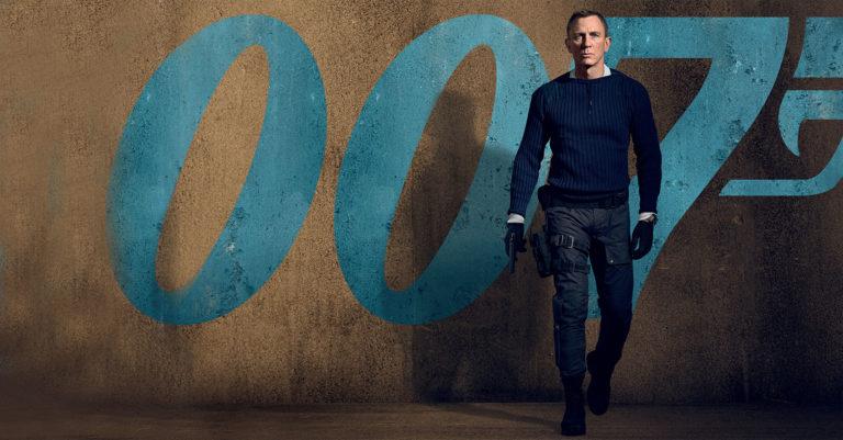 Sin tiempo para morir será la última cinta de Daniel Craig como el emblemático James Bond.