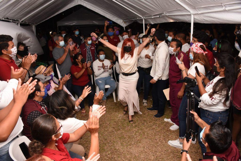 Campeche es de Morena: TEPJF ratifica a Layda Sansores como gobernadora electa