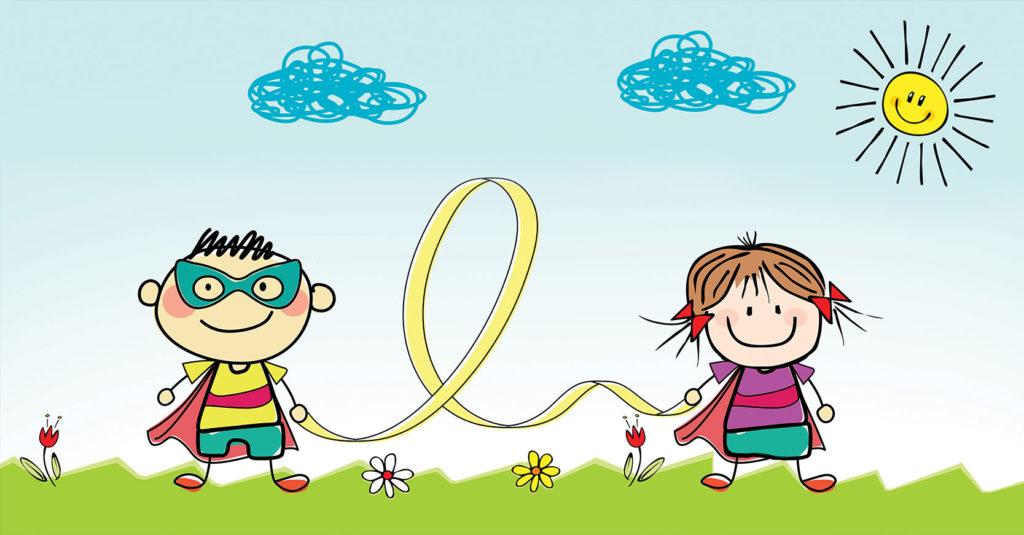 Septiembre es el mes para visibilizar el cáncer infantil
