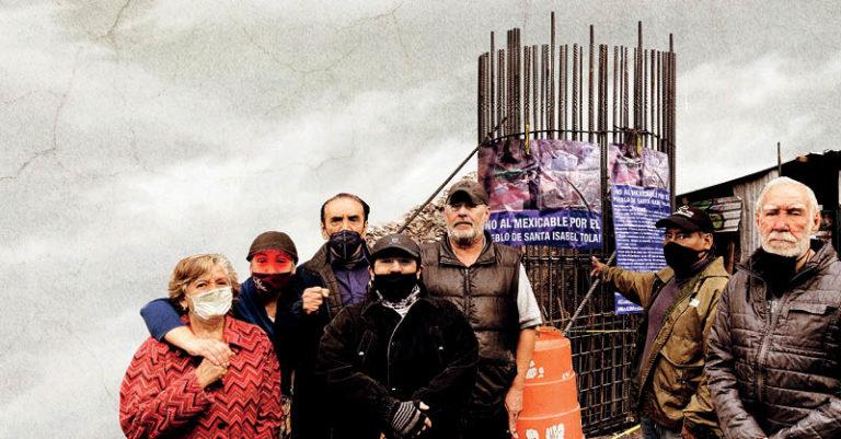 El Área Natural Protegida del Cerro de Zacatenco, alcaldía Gustavo A. Madero, está en riesgo