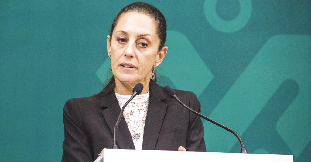 Claudia Sheinbaum ya tiene quién promueva su proyecto político de Morena en Nuevo León.