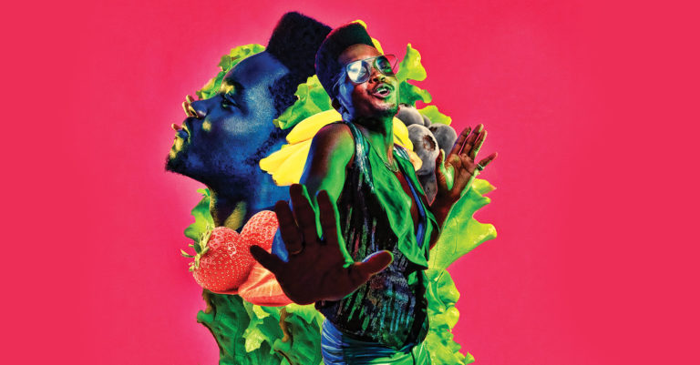 Los sonidos y ritmos afrocubanos mezclados con el funk, el hip hop y el soul, dan como resultado la propuesta de Cimafunk