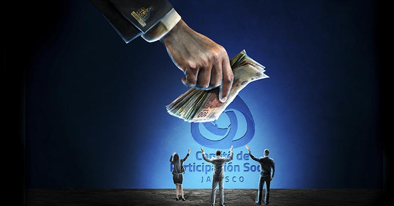El Congreso de Jalisco aprobó la eliminación de los salarios de los miembros del Comité de Participación Social del Sistema Anticorrupción