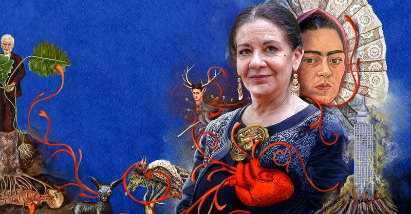 Cristina Kahlo asegura que la 4T tiene una gran deuda con el arte y la cultura