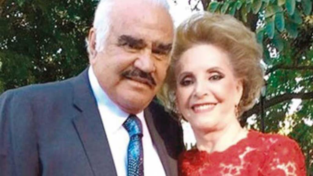 'Doña Cuquita', esposa de Vicente Fernández, es dada de alta tras cirugía de emergencia