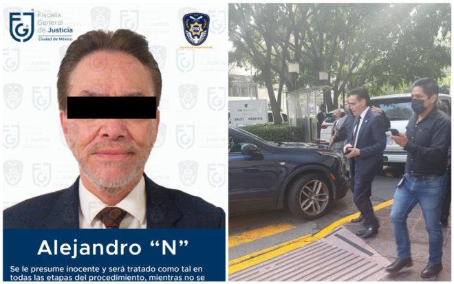 Dan prisión preventiva contra Alejandro del Valle, presidente del Consejo de Interjet acusado de fraude