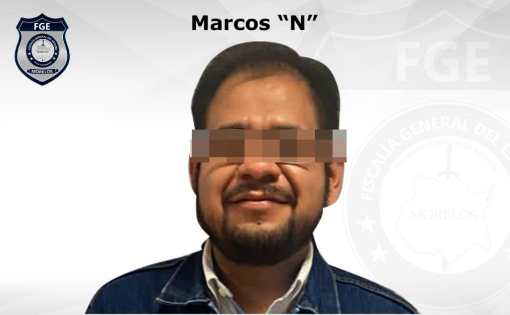 Detienen a exdiputado acusado de violar a colaboradora; se le acabó el fuero en Morelos