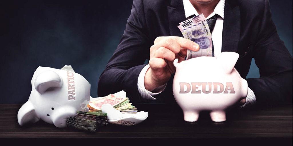 Las finanzas del Gobierno de Nuevo León están comprometidas en la deuda
